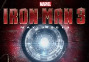 Logo de la pelicula Iron Man 3