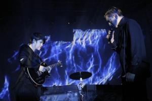 The xx. La Riviera. Noviembre 2012
